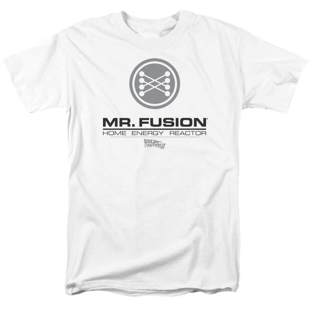 Back To The Future II - Mr. Fusion Logo