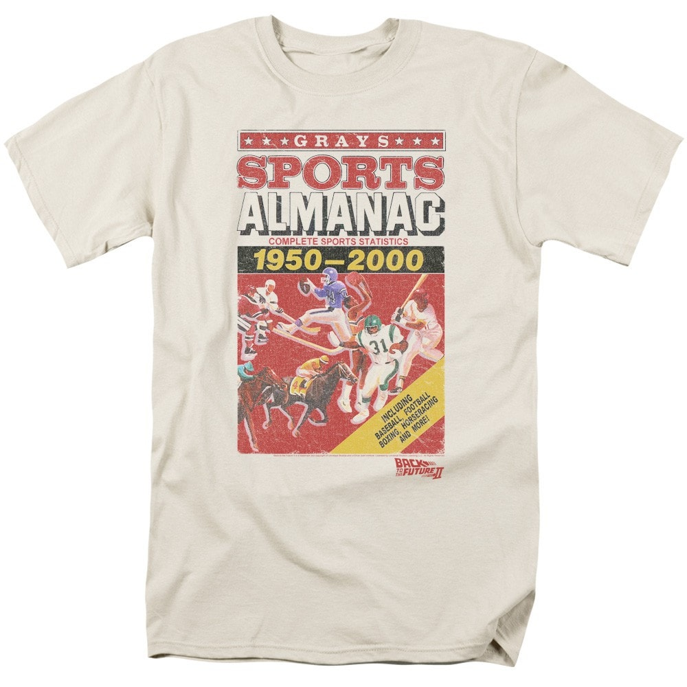 Back To The Future II - Sports Almanac