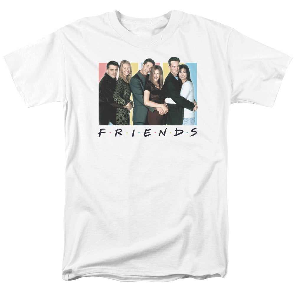 Friends - Cast Logo