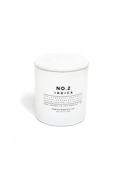 NO.2 INDICA GLASS CANDLE