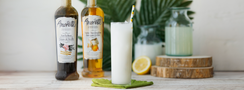 Creamy Coconut Lemonade