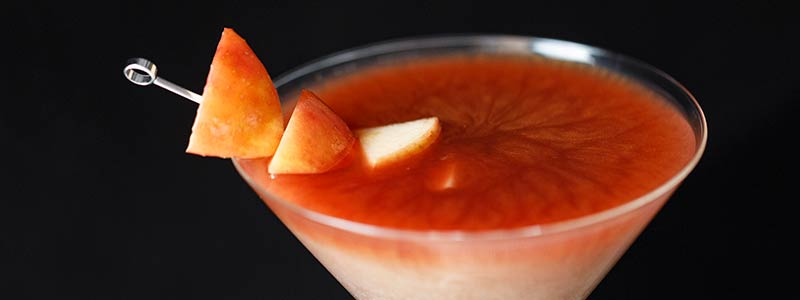 Bad Apple Cider Martini