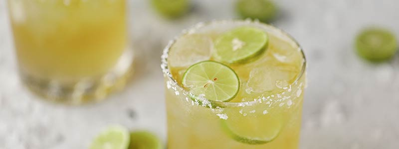 Key Lime Beergaritas
