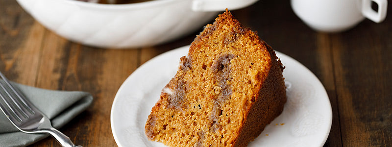 Brown Butter Streusel Coffee Cake