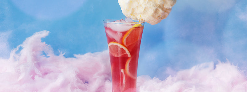Cotton Candy Lemonade