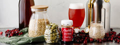Murkwood Brewing with Amoretti: Cottonwood Blonde with Cranberry Artisan