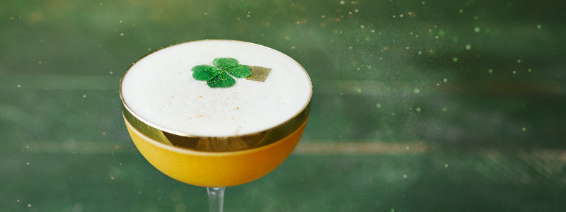 Pot of Gold Whiskey Sour