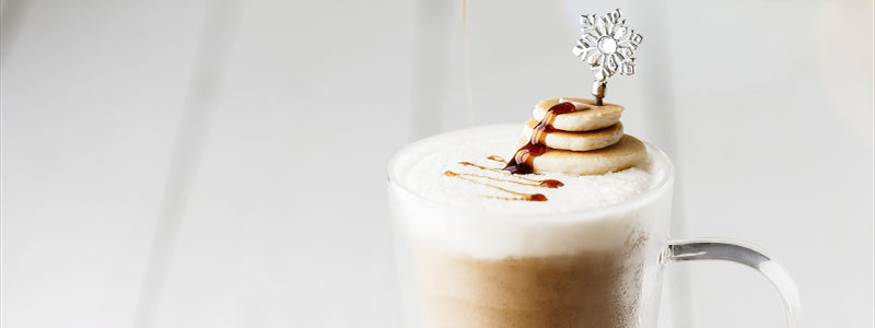 Frosted Maple Blended Coffee