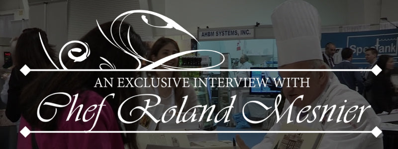 An Exclusive Interview with Chef Roland Mesnier