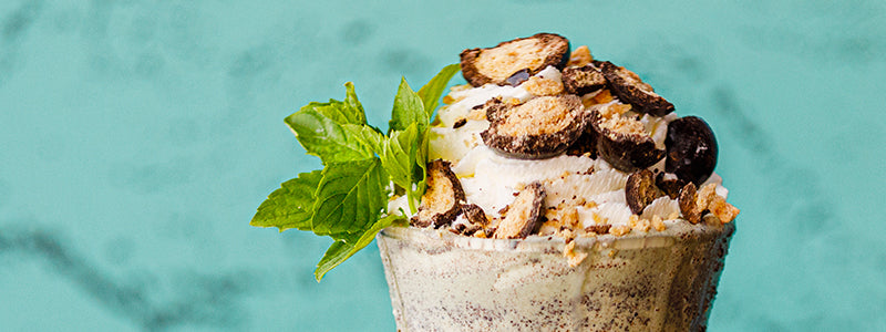 Mint Chocolate Chip Malt
