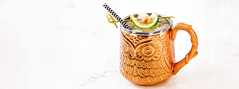 The Best Moscow Mule