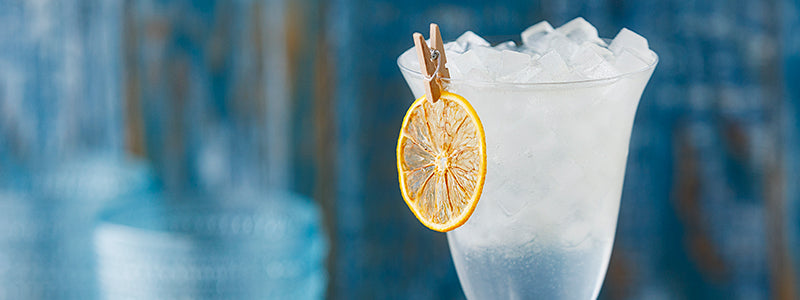 Orange Blossom Gin & Tonic