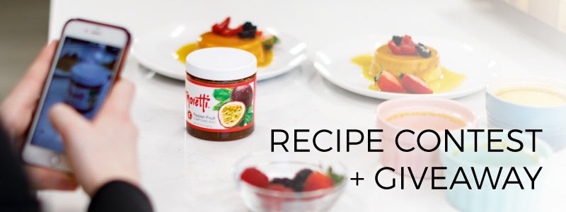 Recipe Contest & Giveaway (CLOSED)