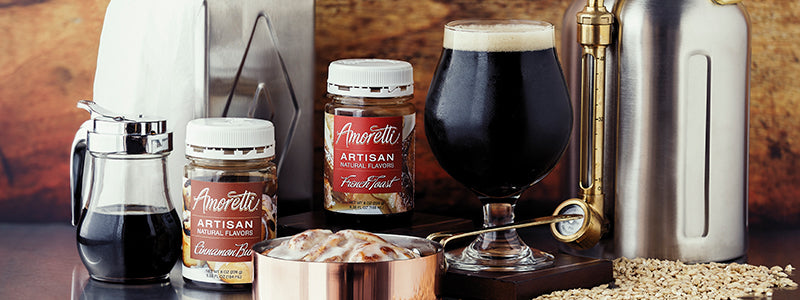 Murkwood Brewing: Second Breakfast Porter with French Toast & Cinnamon Bun Artisans