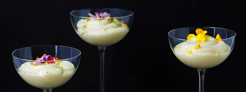 Tropical Citrus Mousse