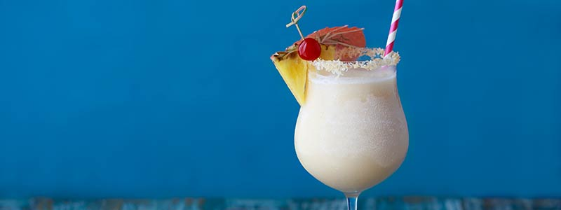 Virgin Guava Colada