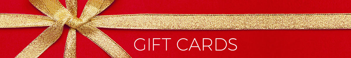 Amoretti® Gift Cards.