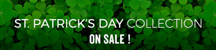 St Patrick's Day Collection On SALE!