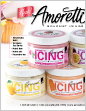 Amoretti® Gourmet Icings