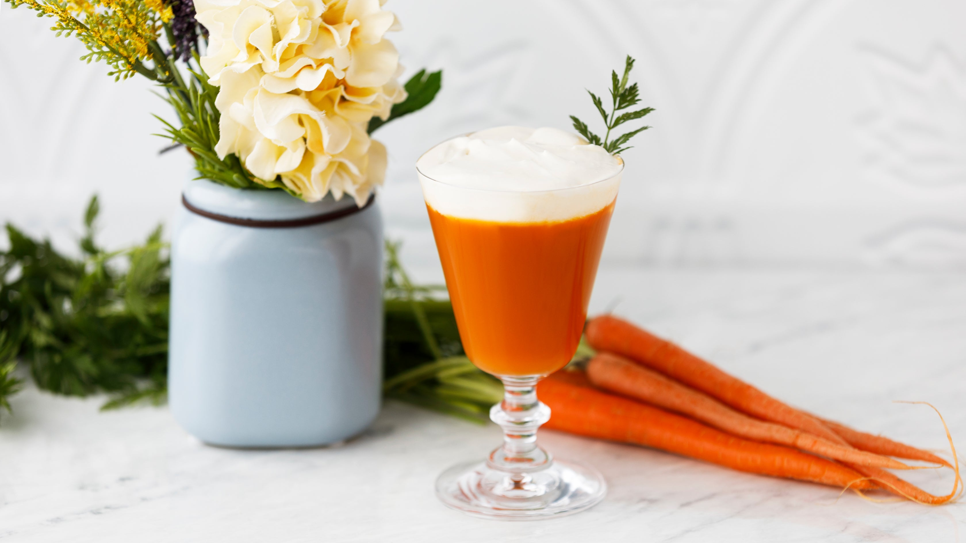 Carrot Cake Cocktail