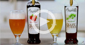 How To Make an Amoretti-infused Berliner Weisse