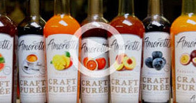 Amoretti's Craft purées for Home Brewing