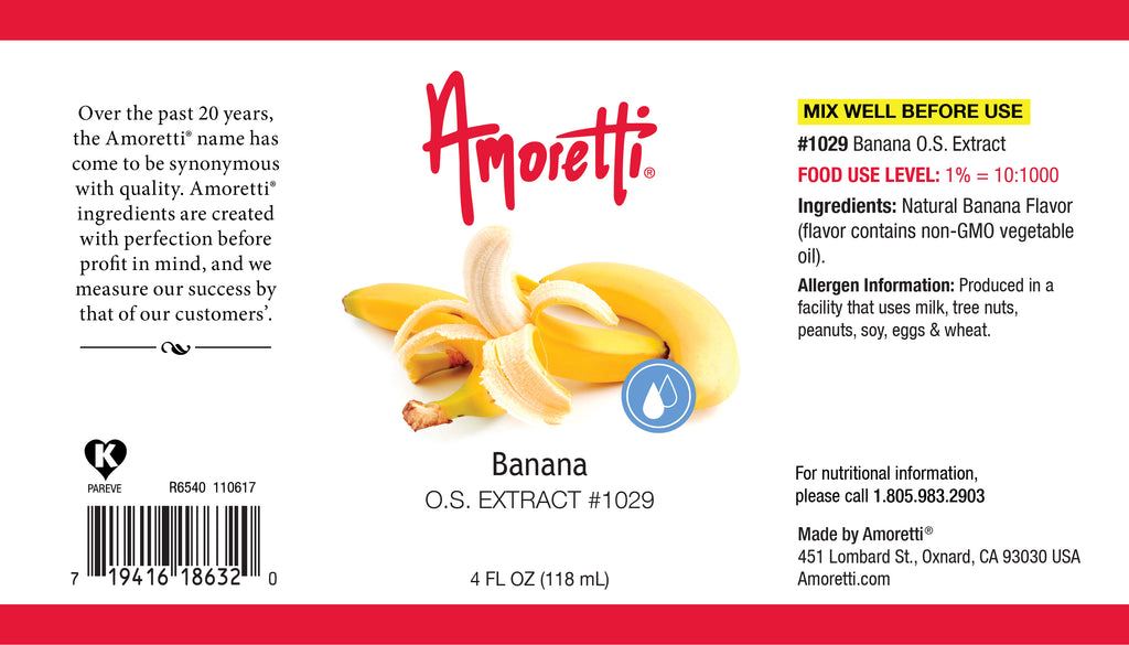 Banana Extract Oil Soluble