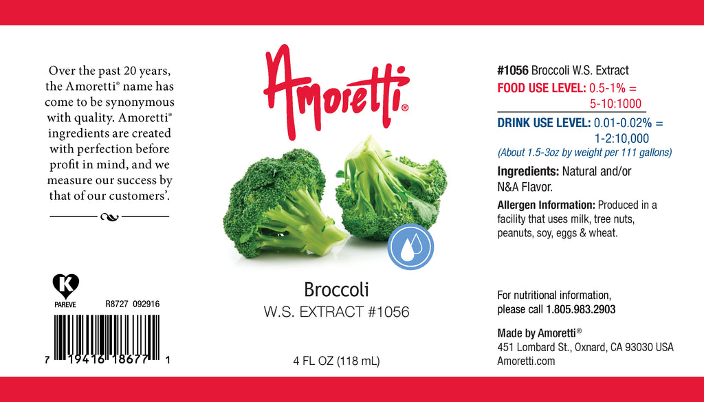 Broccoli Extract Water Soluble