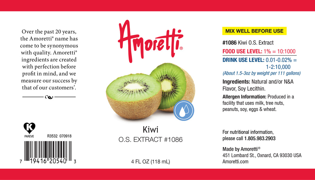 Kiwi Extract Oil Soluble