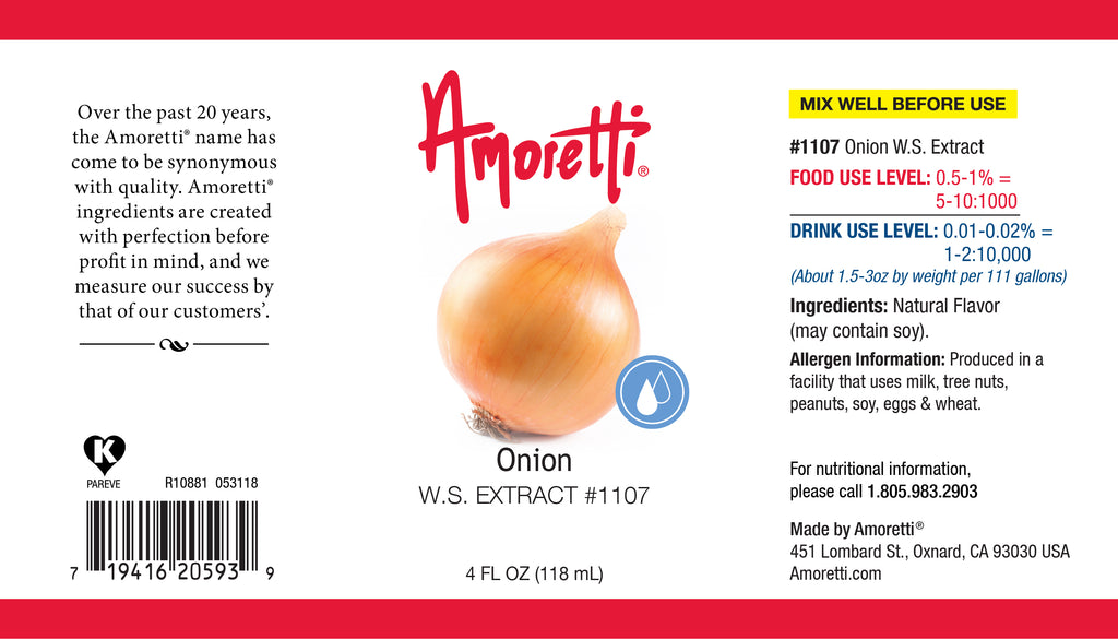 Onion Extract Water Soluble