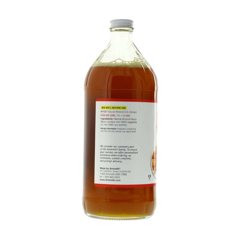 Natural Almond Extract Oil Soluble