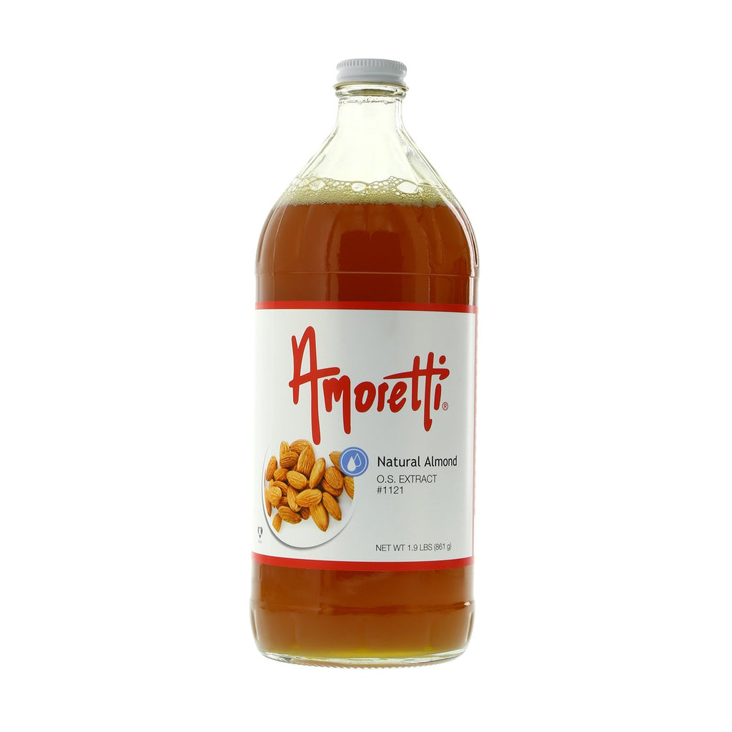 Amoretti Natural Almond Extract O.S.