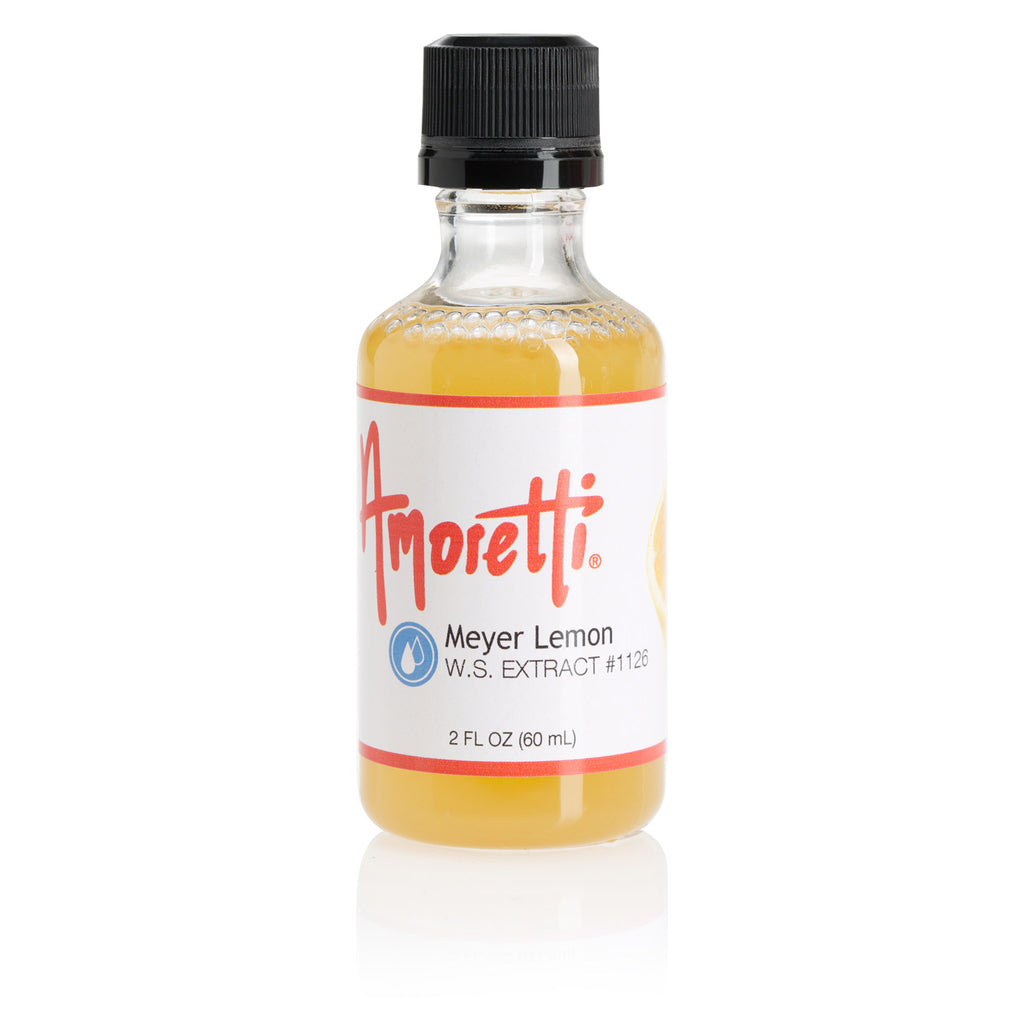 Amoretti Meyer Lemon Extract W.S