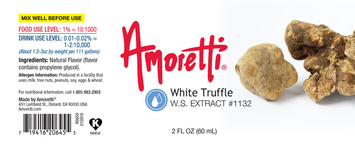 White Truffle Extract Water Soluble