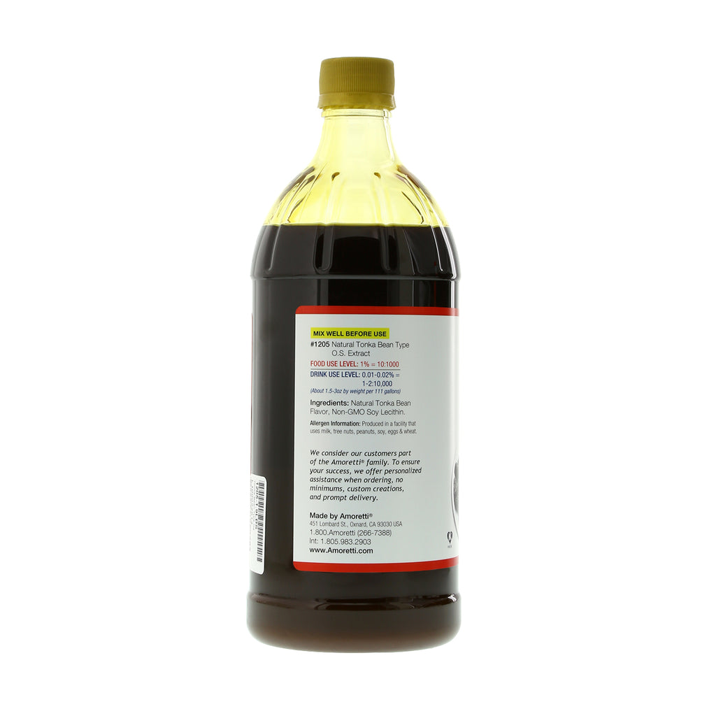 Natural Tonka Bean Type Extract Oil Soluble