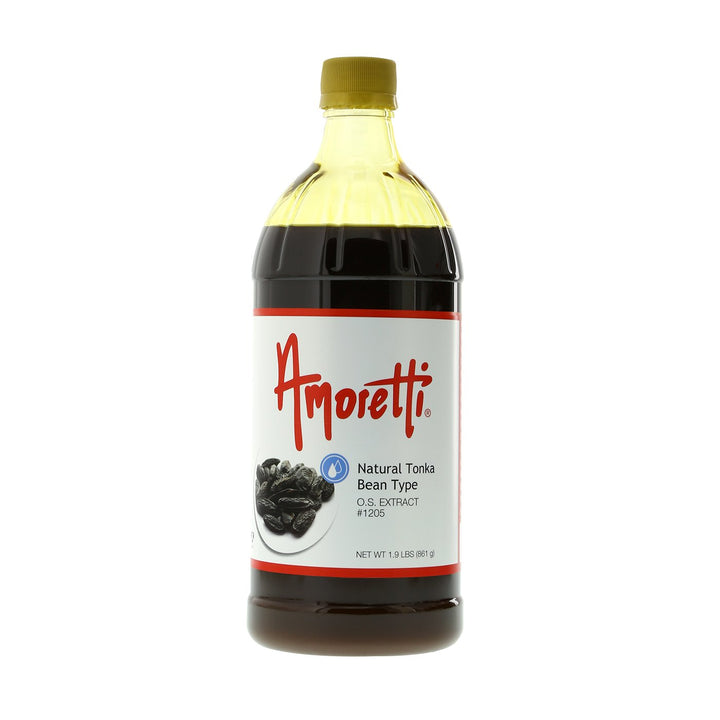 Amoretti Natural Tonka Bean Type Extract O.S.
