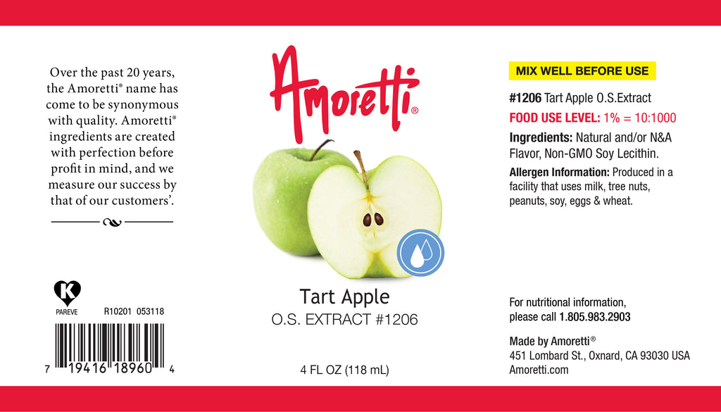 Tart Apple Extract Oil Soluble