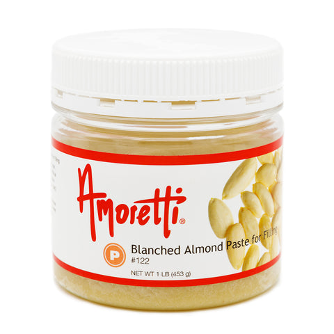 Blanched Almond Paste for Filling