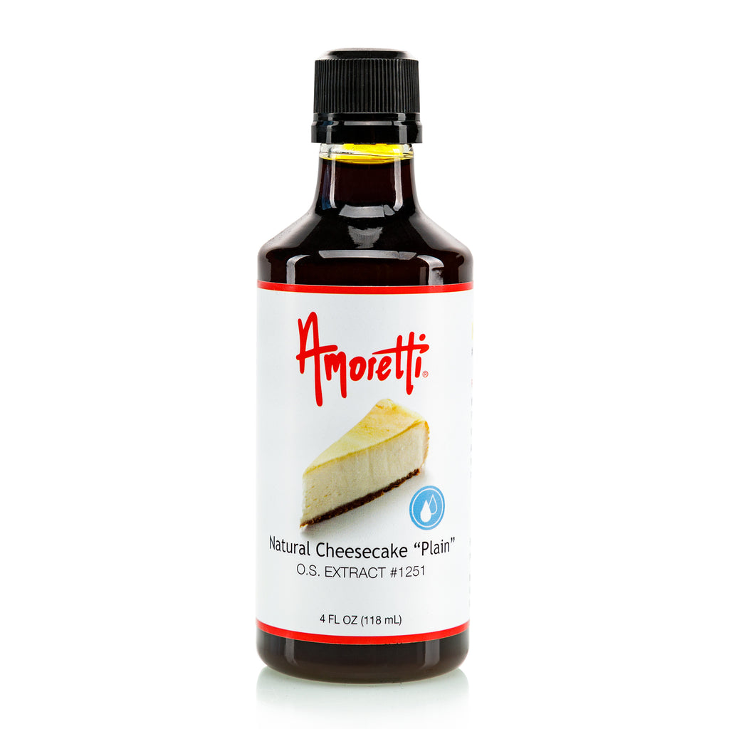 "Natural Cheesecake ""Plain"" Extract Oil Soluble"