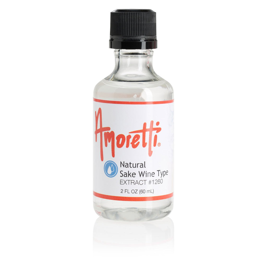 Amoretti Natural Sake Wine Extract W.S.