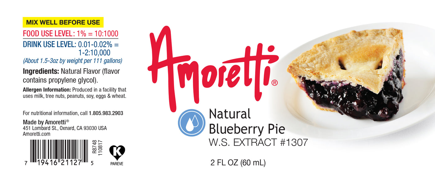 Natural Blueberry Pie Extract Water Soluble