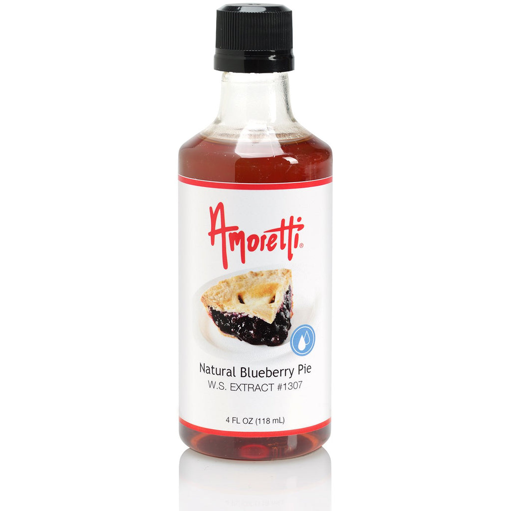 Amoretti Natural Blueberry Pie Extract W.S.