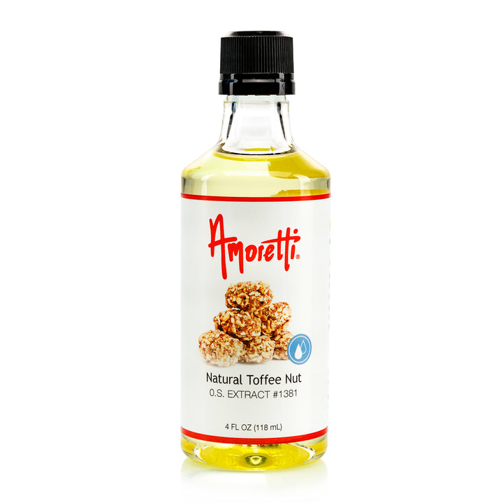 Natural Toffee Nut Extract Oil Soluble