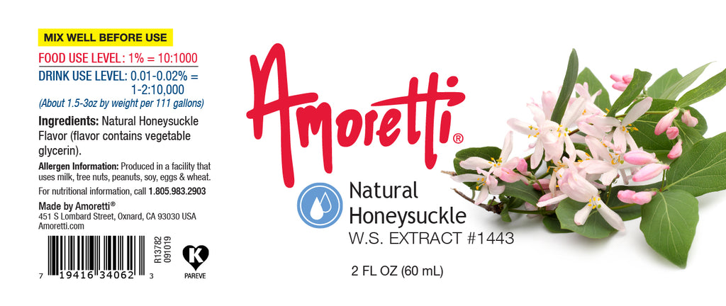 Natural Honeysuckle Extract Water Soluble