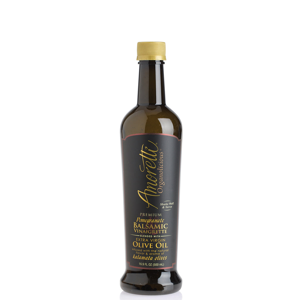 Amoretti Premium Aged Pomegranate Balsamic Vinaigrette - 375ml