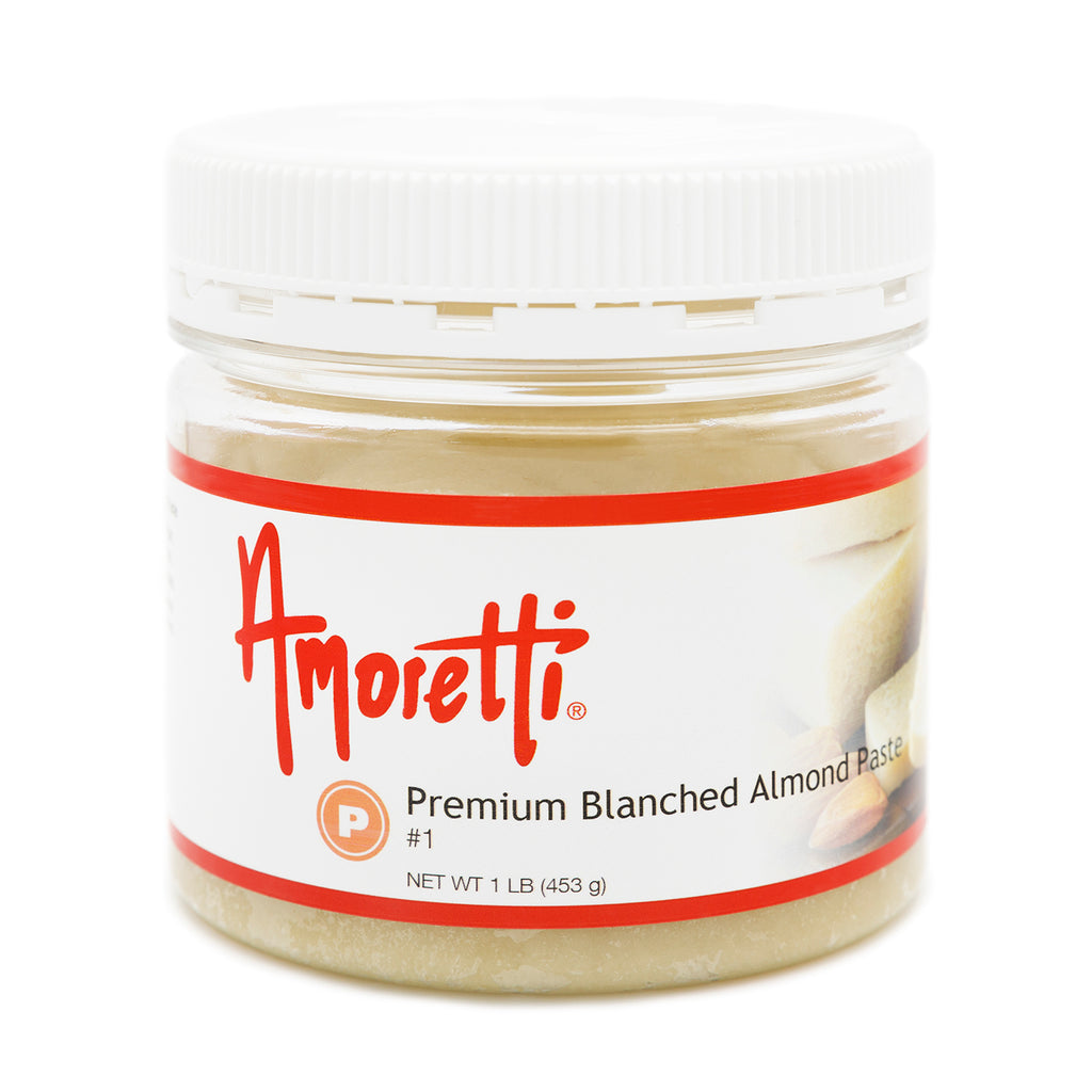 Premium Blanched Almond Paste
