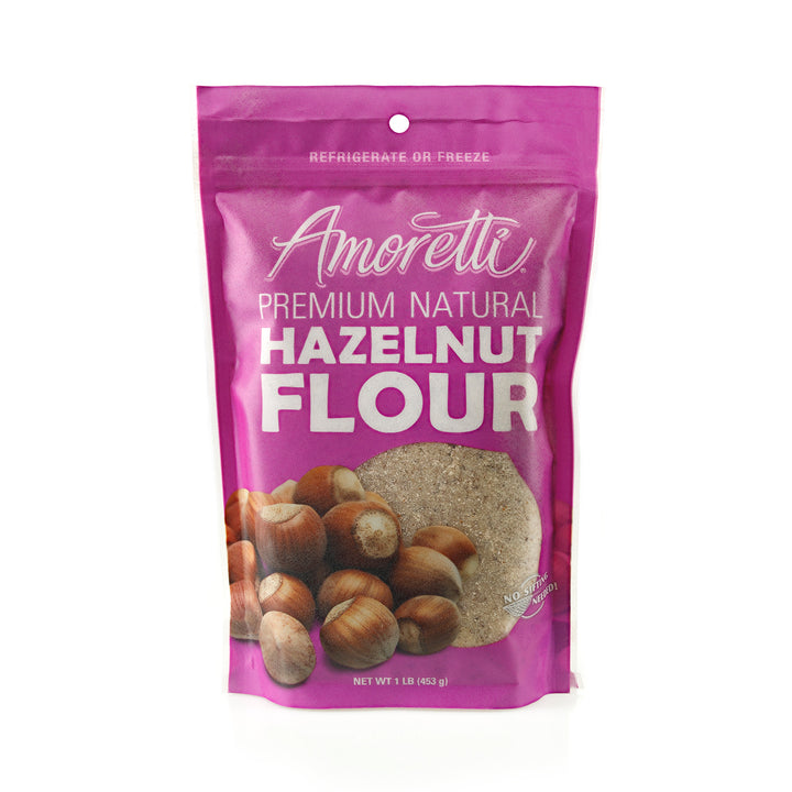 Natural Hazelnut Flour
