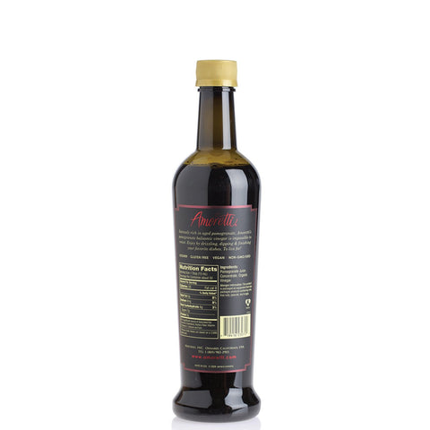 Amoretti Premium Aged Pomegranate Balsamic Vinegar - 500ml