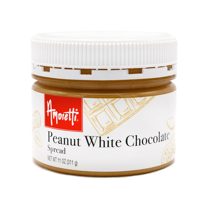 Peanut White Chocolate Spread