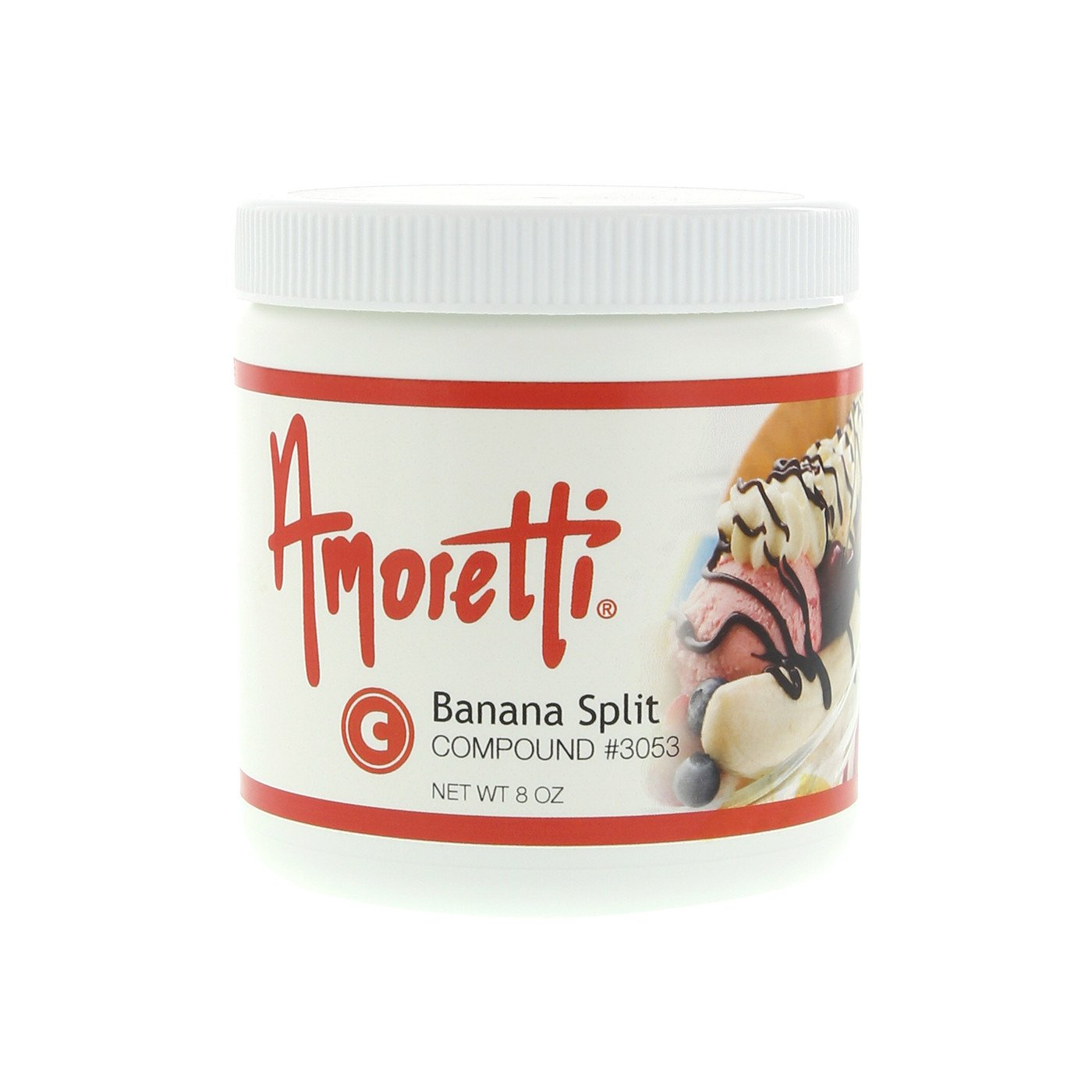 Amoretti Banana Split Compound
